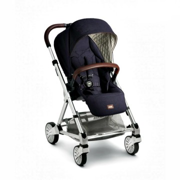 Mamas & Papas Urbo 2 Tweed Stroller - Dark Navy