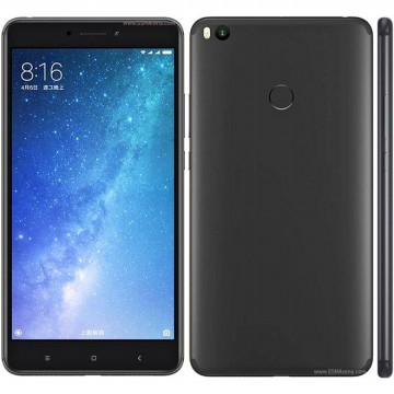 XIAOMI MI MAX 2 - 64 GB - BLACK - MI MAX2 - RAM 4GB - INTERNAL 64GB