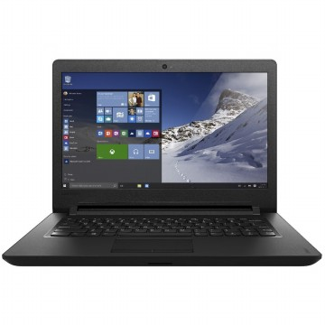 LENOVO IdeaPad 110-14-6200U Black (i5-6200U/4GB/1TB/AMD R5 M330-2GB/14'/Dos) Best Seller