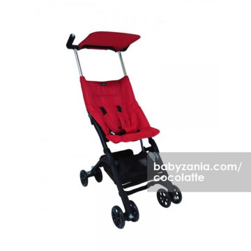 Cocolatte Pockit Stroller CL 688 - Red