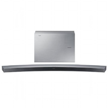 SAMSUNG HW-J6001 Curved SOUNDBAR (6.1 Ch Wireless Active Subwoofer, Surround Sound, TV SoundConnect)