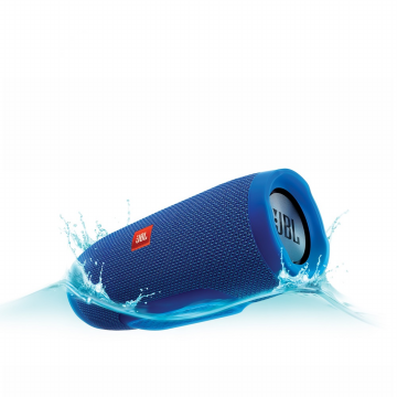 JBL Bluetooth Speaker Charge 3 - Biru