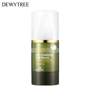 [DEWYTREE] ULTRA VITALIZING SNAIL SERUM/70ml