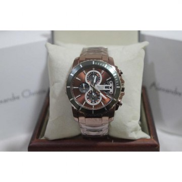 Alexandre Christie AC 6455 Full Brown Original Men