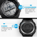 SKMEI S-Shock Sport Watch Water Resistant 50m - DG1025 - Black Murah