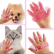 Pet Wash Brush Sisir Grooming Pet Mandi Anjing Kucing TD0033