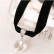 Kalung Choker A101 Love Colorful Necklace