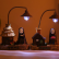 RUMAUMA JAPANESE NO FACE CHARACTER FROM SPIRITED AWAY │ Lampu Tidur