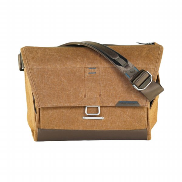 harga Peak Design Everyday Messenger Heritage Tas Kamera - Tan [15 Inch] elevenia.co.id