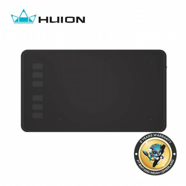 harga HUION H640P Graphic Tablets & Displays - Tablet Grafis elevenia.co.id