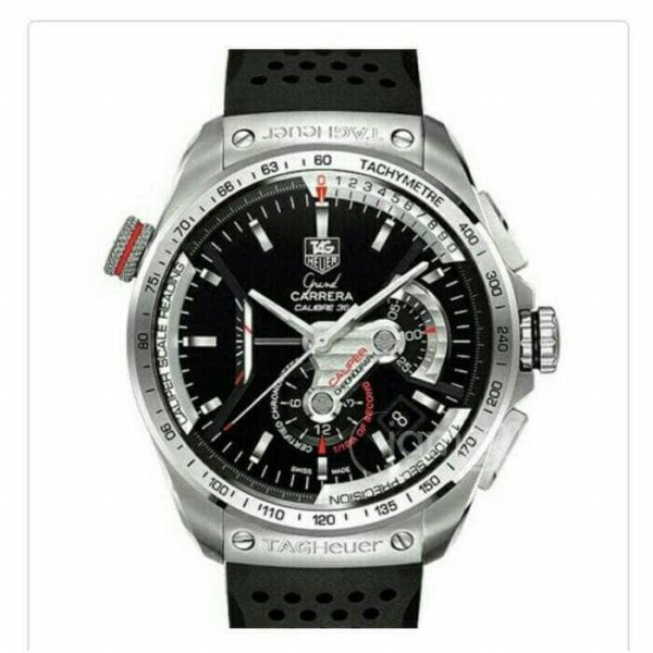 harga Jam Tangan TagHeuer Grand Carrera Calibre 36 Swiss Eta 1:1 Limited elevenia.co.id
