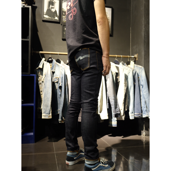 harga Exclusive Limited Edition Nudie Jeans Long John Dry Dark Ecru elevenia.co.id