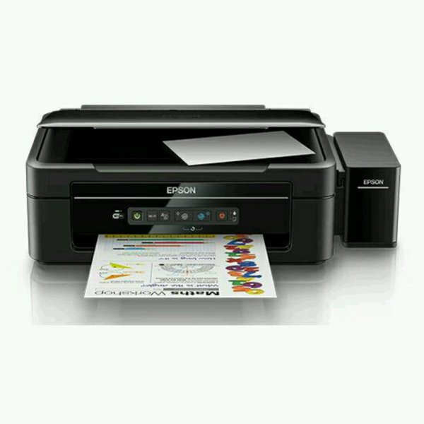 harga Printer Epson L385 wifi All In One Ink Tank Printer/ 4IN1/ PSCW elevenia.co.id