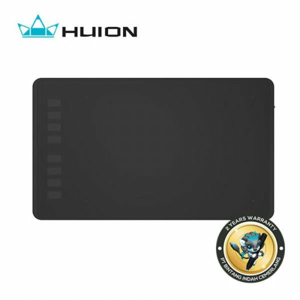 harga HUION H950P Graphic Tablets & Displays - Tablet Grafis Professional elevenia.co.id