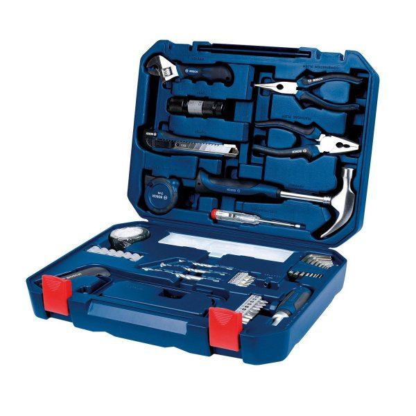 harga Bosch 108 Piece Multi Function Household Hand Tools elevenia.co.id