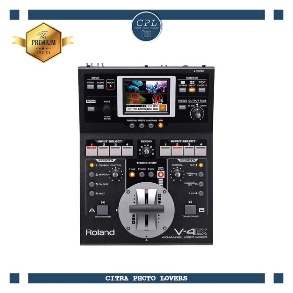 harga Roland Edirol V-4EX Video Mixer elevenia.co.id