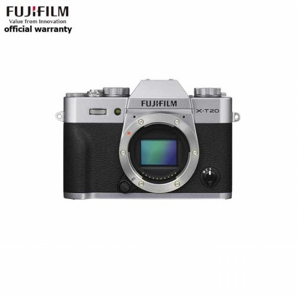 harga Fujifilm X-T20 Body Only Silver  + Instax Share SP-2 ( XT20 ) elevenia.co.id