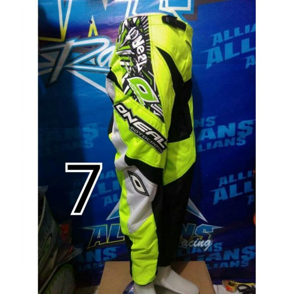 harga Celana Drag Trail Motor Cross Adventure 07 elevenia.co.id