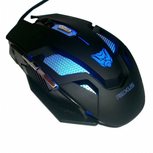 harga REXUS Gaming Mouse X7 Macro (Makro Gaming Mouse) elevenia.co.id