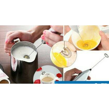 harga PENGOCOK TELUR KOPI SUSU/ MIXER MINI /MINI DRINK FROTHER elevenia.co.id