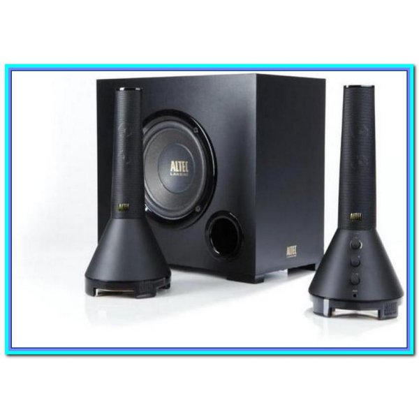 harga (Peripheral & Aksesoris ) Speaker 2.1 Altec Lansing VS4621 Octane elevenia.co.id