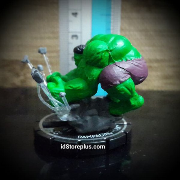 harga Miniatur Rampaging Hulk 062 Mutations & Monsters Marvel elevenia.co.id