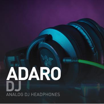 harga Razer Adaro DJ - analog DJ headphone RZ13-01120100-R3M1 elevenia.co.id