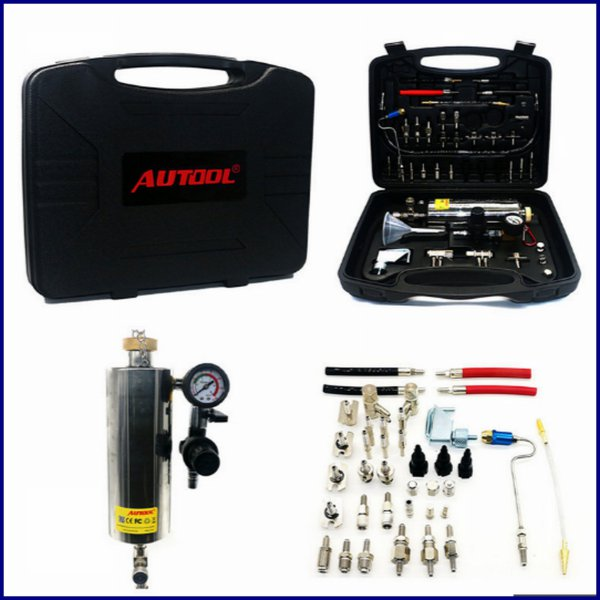 harga Automotive Non-Dismantle Fuel System Injector Cleaner for Petrol EFI elevenia.co.id