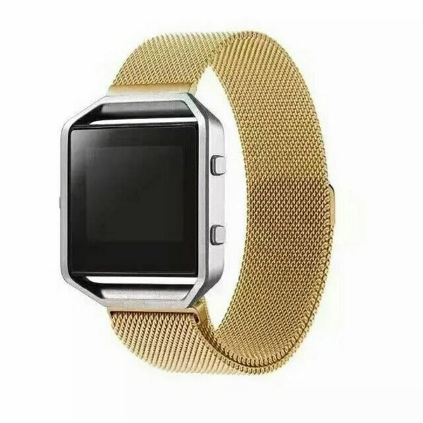 harga Magnetic Milanese Loop Strap Band for Fitbit Blaze elevenia.co.id