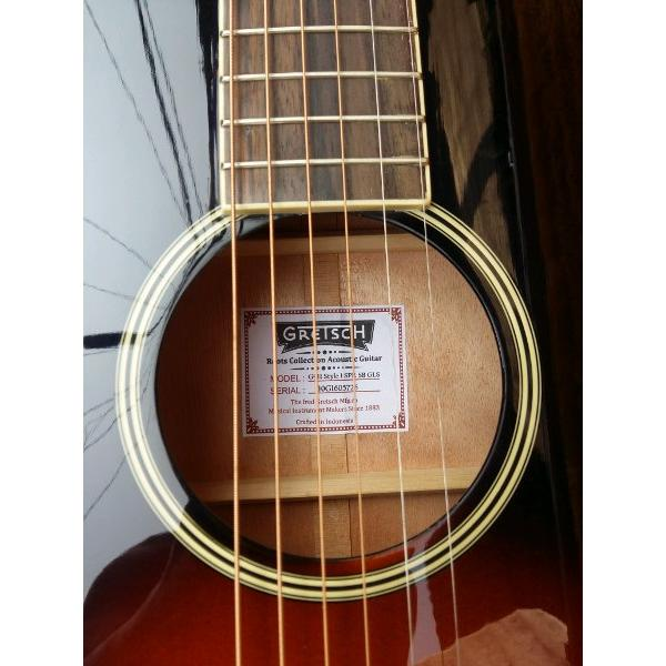 harga Gretsch G9511 Style 1 SPR SB GLS Single - parlor Acoustic guitar no fender ibanez Cort Gibson elevenia.co.id