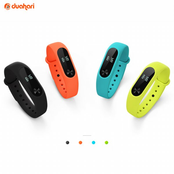 harga Mi Band 2 Colorful Silicone Strap Replacement Case tali gelang miband elevenia.co.id