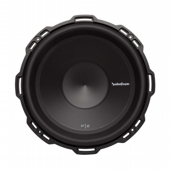 harga Rockford Fosgate P2D4-12 Punch Series Subwoofer Speaker Mobil [12 Inch] elevenia.co.id
