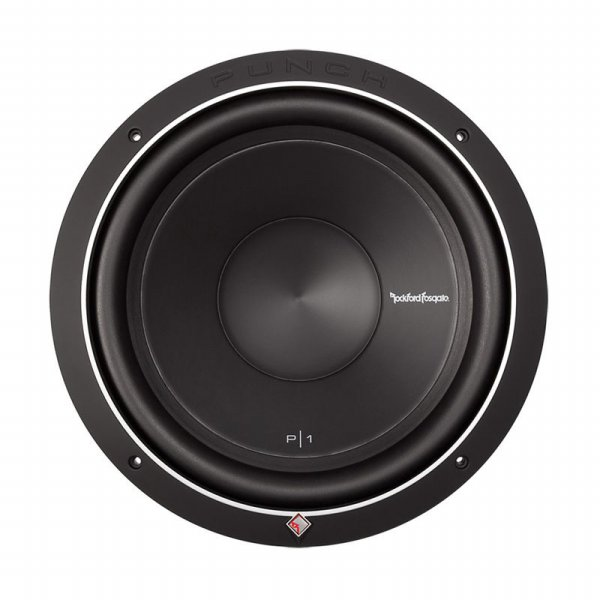 harga (Audio Mobil) Rockford Fosgate P1S4-12 Punch Series Subwoofer Speaker Mobil [12 Inch] elevenia.co.id
