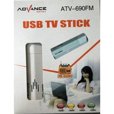 harga TV Tuner Advance ATV-690 USB TV STICK elevenia.co.id