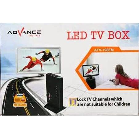 harga TV Tuner Advance ATV-798FM LCD LED CRT elevenia.co.id