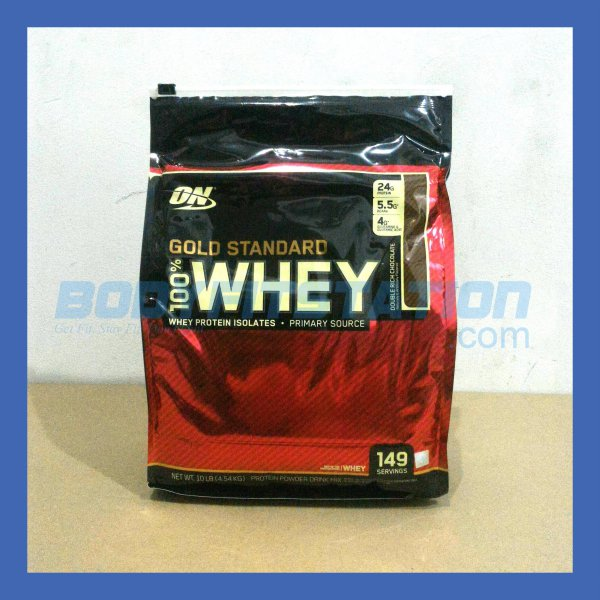 harga Optimum Nutrition Gold Standard 100 Whey 10 Lbs Double Rich Chocolate 10lb 10lbs iso isolate lb on protein suplemen suplement supplemen supplement susu wgs elevenia.co.id