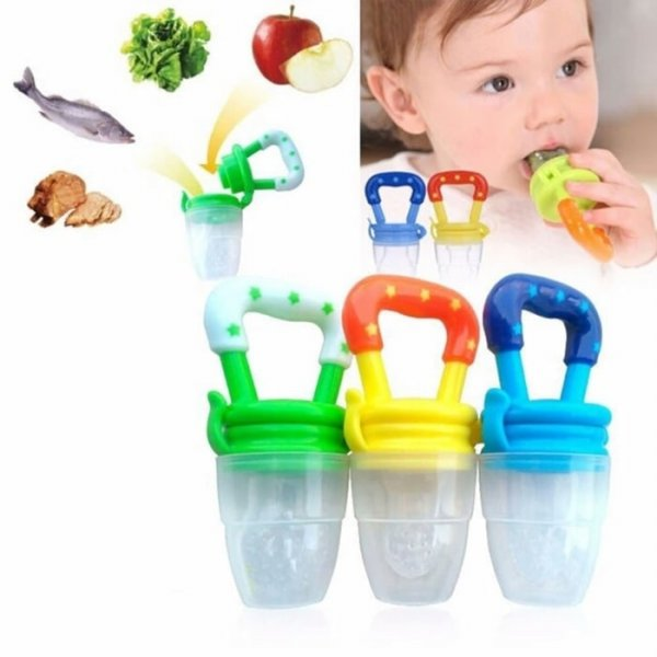 New Pacifier Food Feeder Fruit Empeng Buah