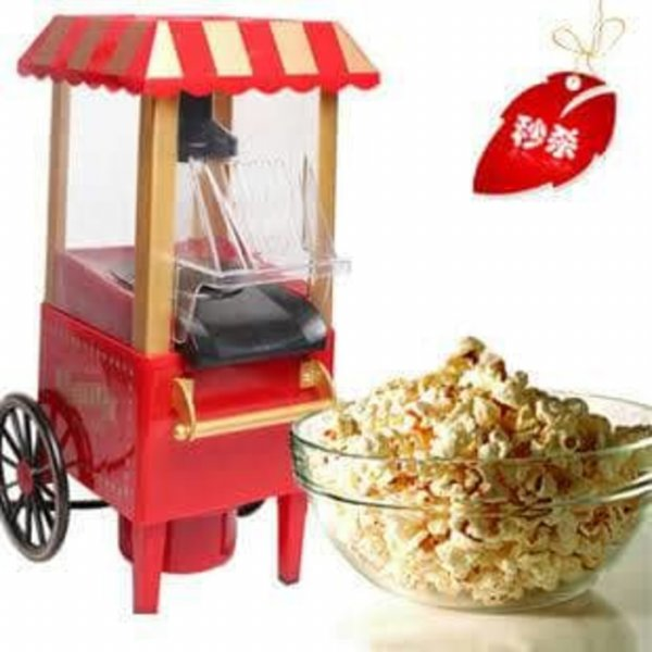 harga Popcorn Maker Mini Model Carnival / Mesin Mini Pembuat elevenia.co.id