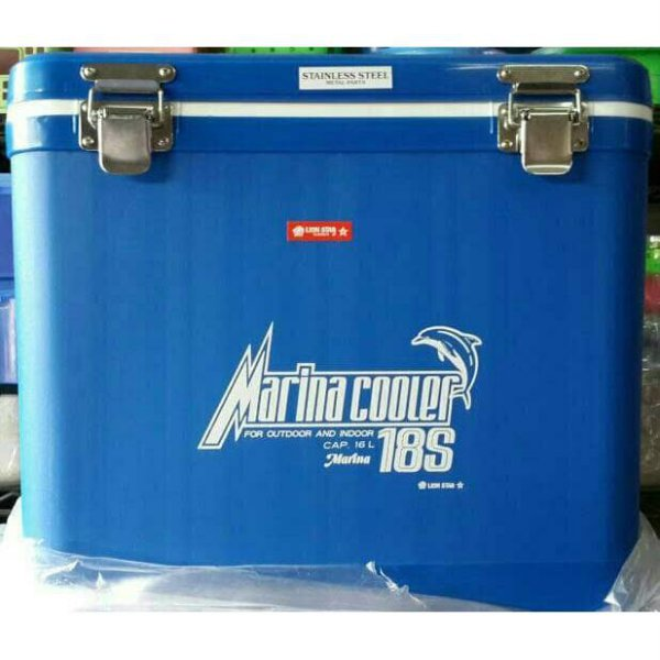 harga COOLER BOX MARINA 35S LION STAR  Tempat Es / Box Ice elevenia.co.id