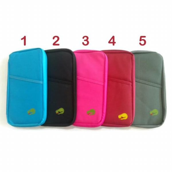 harga Korean Dompet Passport Cover / Passport ID Card Holder elevenia.co.id