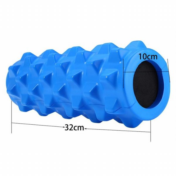 harga Foam Roller Trigger Point Untuk Yoga Pilates Fitness Gym Therapy elevenia.co.id