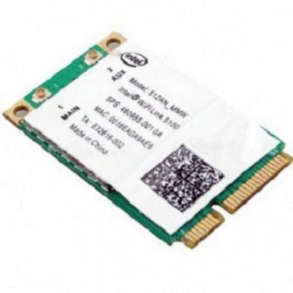 harga Intel Wifi Link 5100 Mini PCI Card Wireless Adapter - untuk Notebook elevenia.co.id