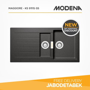 harga Kitchen Sink MODENA MAGGIORE - KS 9111S GS elevenia.co.id