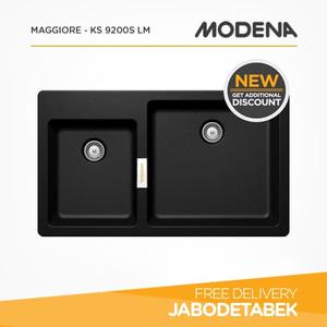 harga Kitchen Sink MODENA MAGGIORE - KS 9200S LM elevenia.co.id