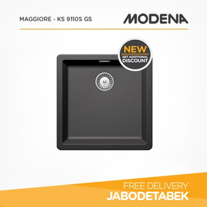 harga Kitchen Sink MODENA MAGGIORE - KS 9110S GS elevenia.co.id