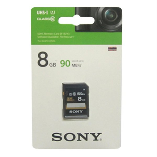 harga SONY SDHC UHS-1 8GB class 10 up to 90MB/s elevenia.co.id