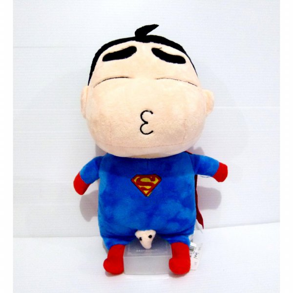 harga Boneka Shinchan Sinchan In Superman Costume Import Doll elevenia.co.id