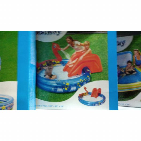 harga Viking bestway pool kolam main anak air 53033 perosotan elevenia.co.id