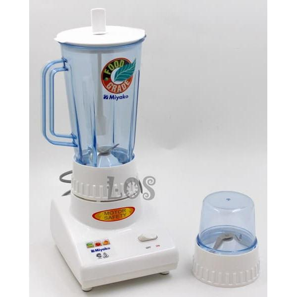harga (Gold Product) Miyako Blender 2in1 Plastik 101PL (00091.00001) elevenia.co.id