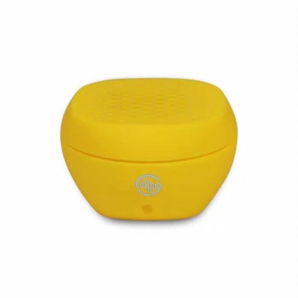 harga Speaker Boru mini portable speaker bluetooth soundplus yellow original elevenia.co.id